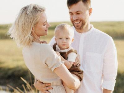 Саша и семья