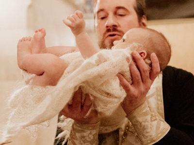 Крещение Арины